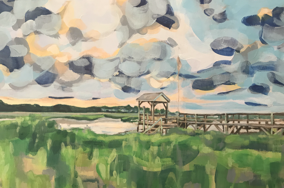 Pawleys Creek Commission