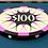 Thumbnail: Summer Solstice - 100 Poker Chips