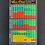 Thumbnail: WoO Blackjack Strategy Card - Double Deck, H17
