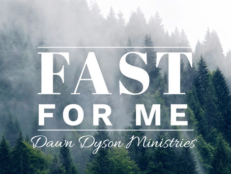 Fast for Me: A Study of Esther