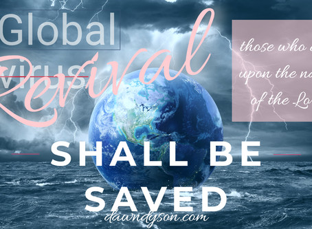 Global Virus, or Global Revival? The Choice is Ours