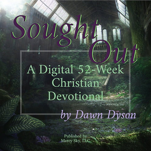 Sought Out: A Digital 52-Week Christian Devotional