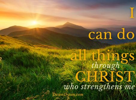 Strength: A Digital Bible Study
