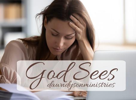 God Sees: Navigating Covid-19