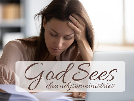 God Sees: Navigating Covid-19