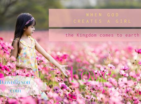 GOD & HIS GIRLS:  HAPPY THANKSGIVING