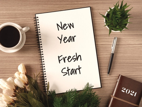 2021 The year that I keep my New Year's Resolutions
