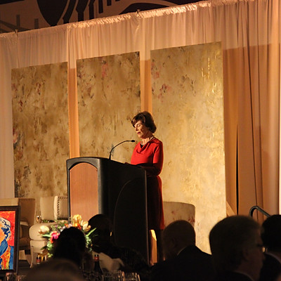 An Evening with Laura Bush