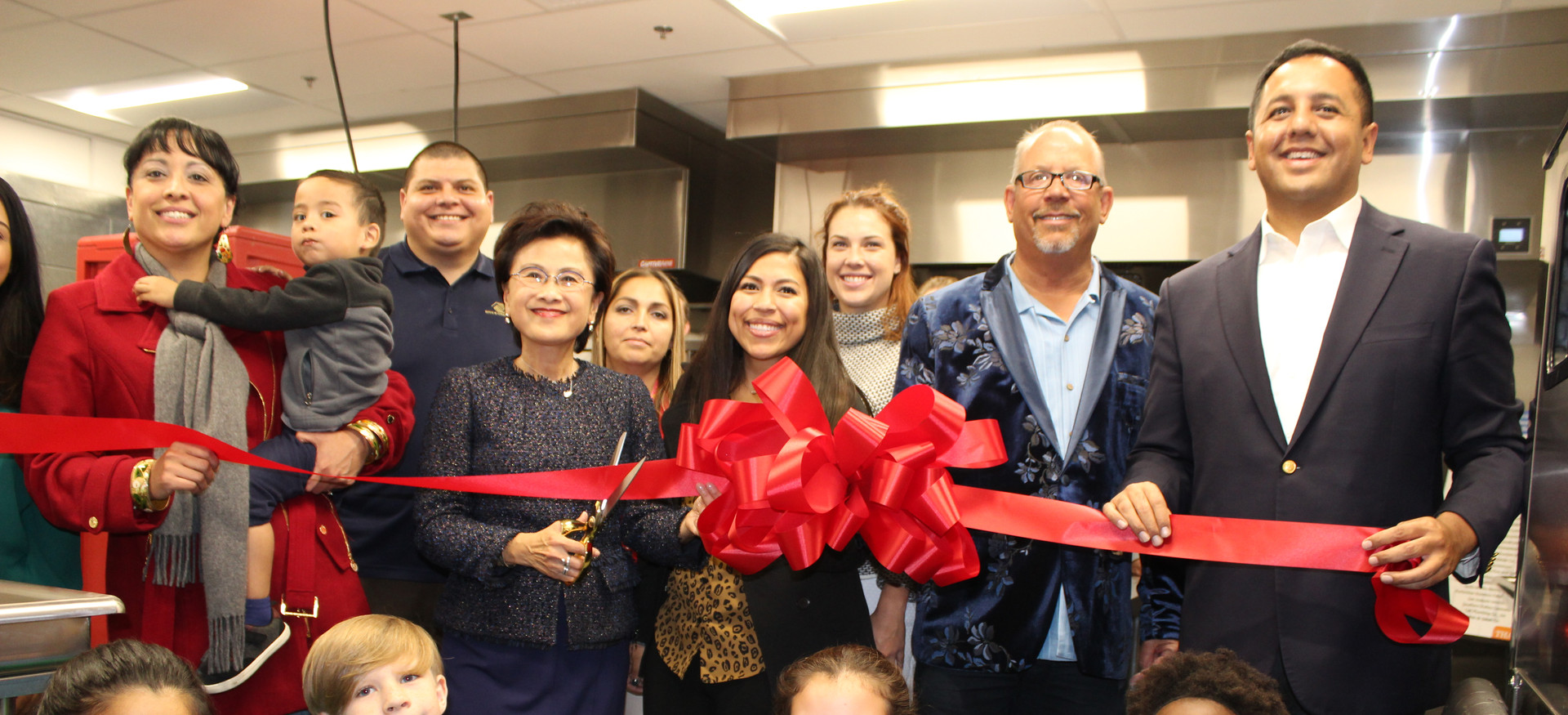 New Commercial Kitchen Will Help Serve More Than 300,000 Meals