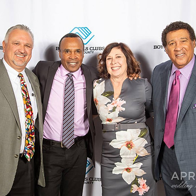 An Evening with Sugar Ray Leonard and Greg Gumbel