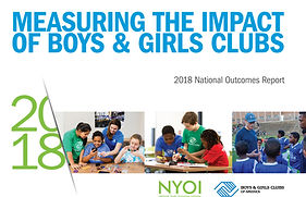 2018 NYOI National Outcomes Report cover