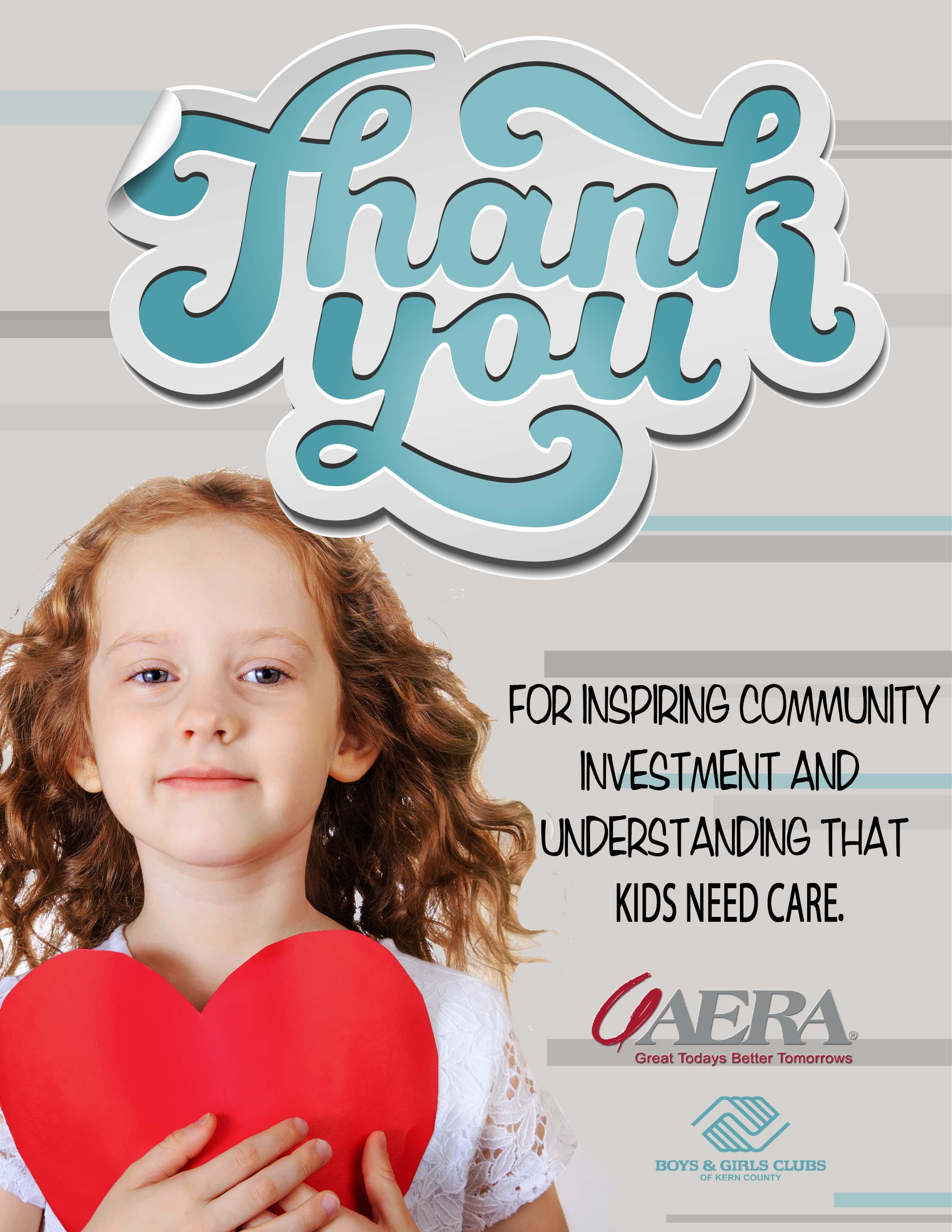 Thank You Aera
