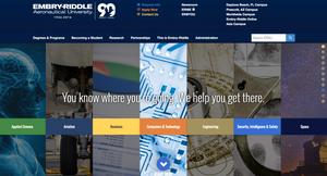 ERAU Website