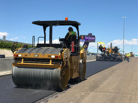 ADOT's Use of Rubberized Asphalt Gives New Life to Recycled Tires