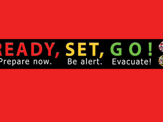 Fire Protection Services prepares you to Ready, Set, Go! In Case of an Emergency