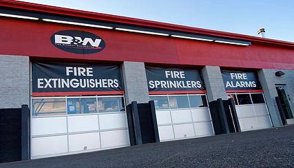 fire protection services in prescott Arizona