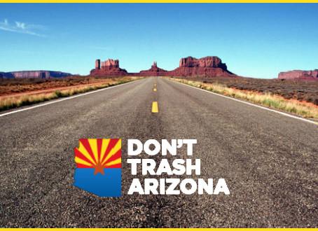 Don't Trash Arizona!