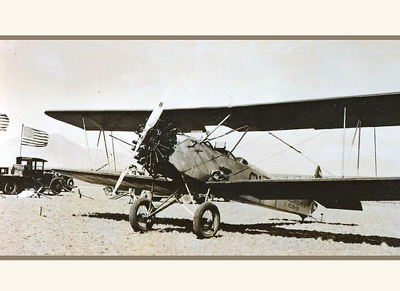 Historic Prescott Airport Photos