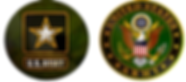 US Army Metal Signs