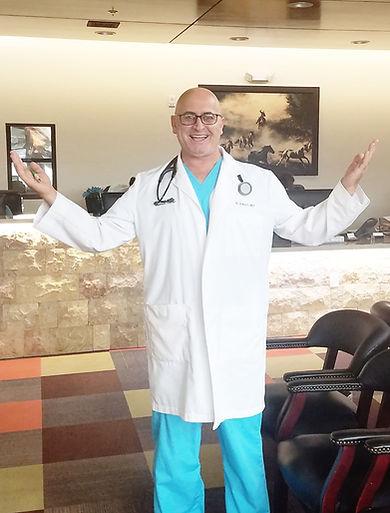 Thumb Butte Medical Center Director Dr. Askari