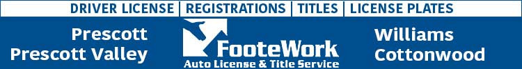footework auto license and title service