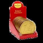 Chocolate Medallions Euro Albert Premier