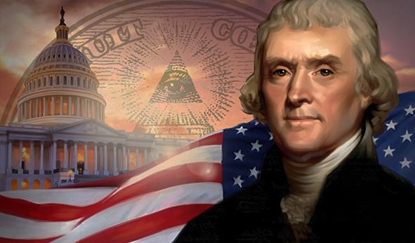 Thomas Jefferson / Laponte