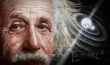 Albert Einstein / Laponte