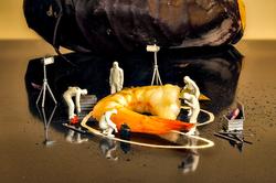 Shrimpsmord am Rotkohlfelsen