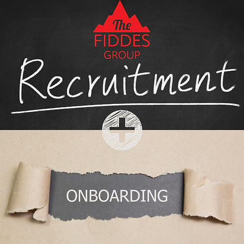 Recruitment & On-Boarding Policy