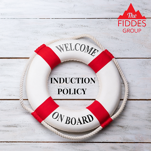 On-Boarding (Induction) Policy Template