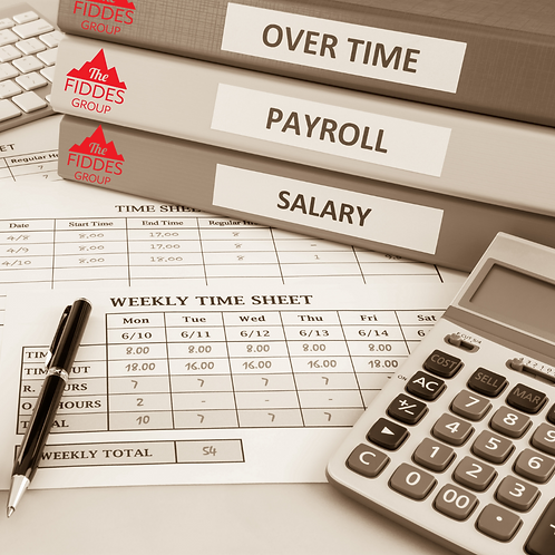 Payroll Policy Template