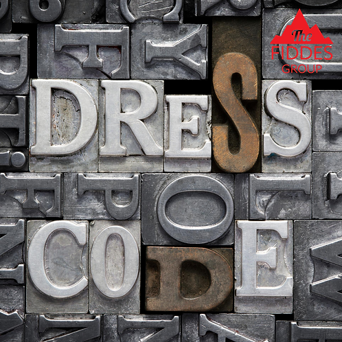 Dress Code (Business Casual) Policy Template