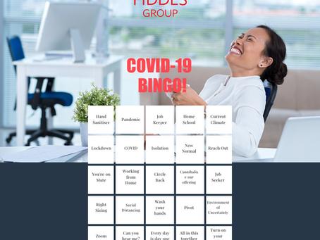 COVID-19 Bingo!