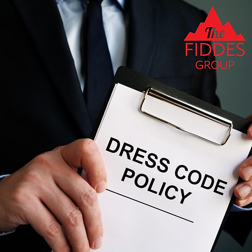 Dress Code (Corporate) Policy Template