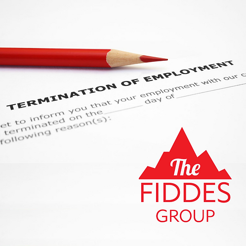 Separation of Employment (Termination) Policy Template