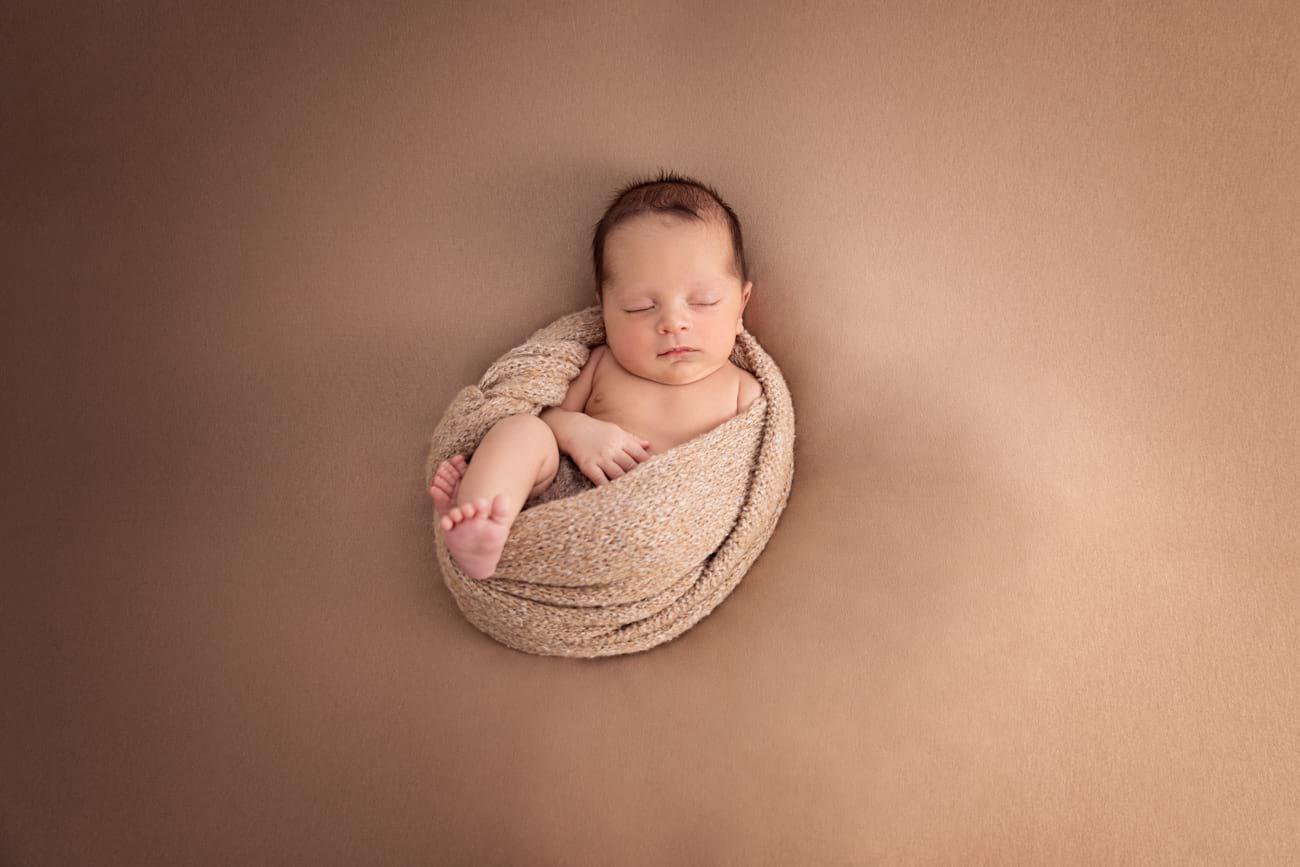 Fotos recién nacido en Madrid