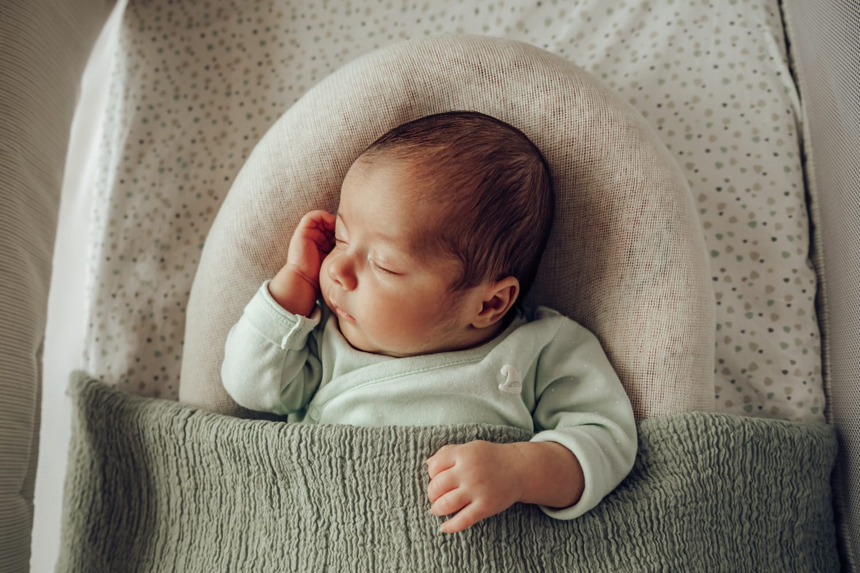 Sesión fotos recién nacido Madrid