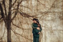 Fotografía embarazada en Madrid