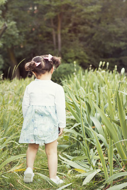 Sesión de fotos infantil en Madrid