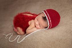 Fotografía newborn en Madrid