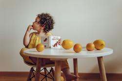 Sesión de fotos bebé a domicilio en Madrid