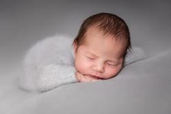 Sesión newborn en Madrid