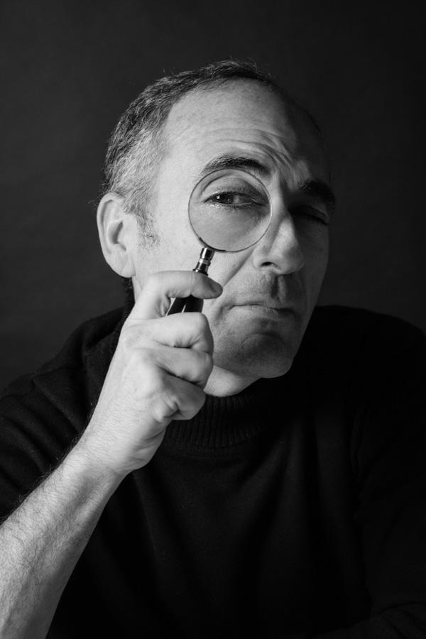 Fotografía retrato hombre - Madrid