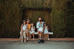 Sesión fotos abuelos y nietos Madrid