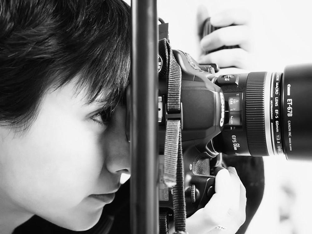 Fotógrafo de retrato artístico en Madrid