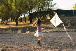 Fotografía infantil familia - Madrid