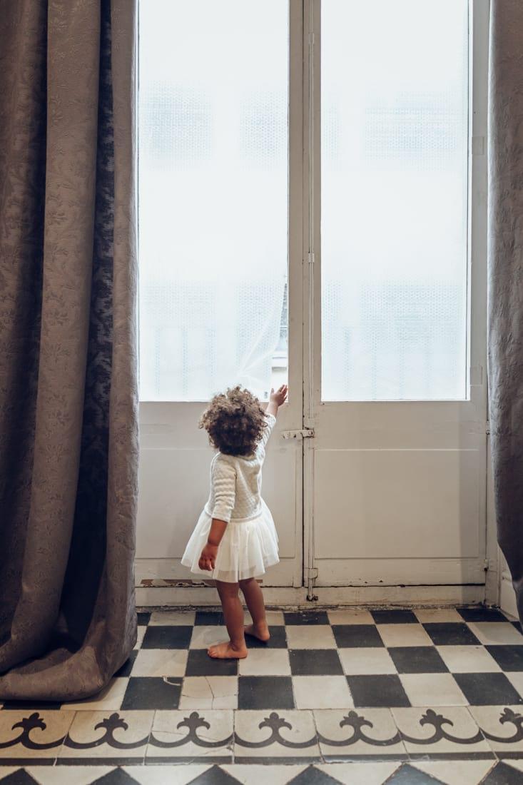 Fotografía infantil a domicilio