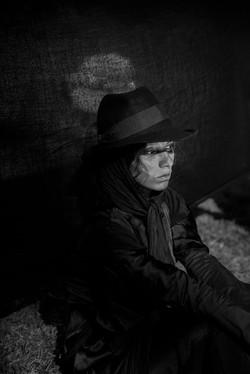 Fotografía retrato artístico actores Madrid