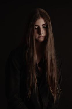 Fotografía retrato mujer Madrid